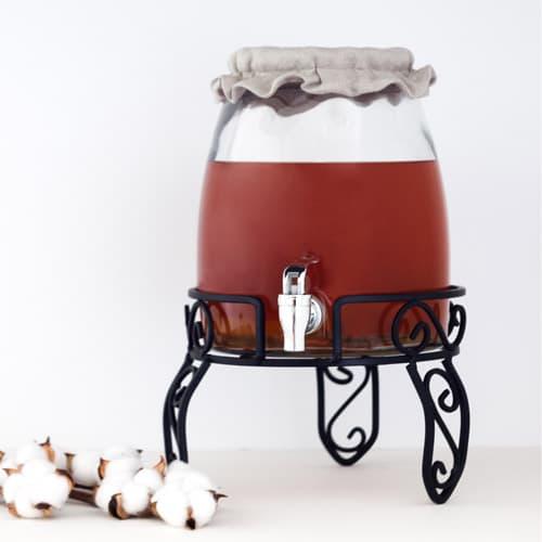купить банку для чайного гриба москва
